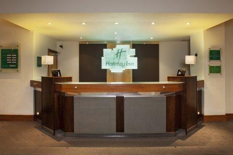 Holiday Inn GLOUCESTER - CHELTENHAM - Front Desk