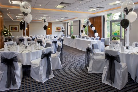 Holiday Inn GLOUCESTER - CHELTENHAM - Banquet room for up to 90 guests