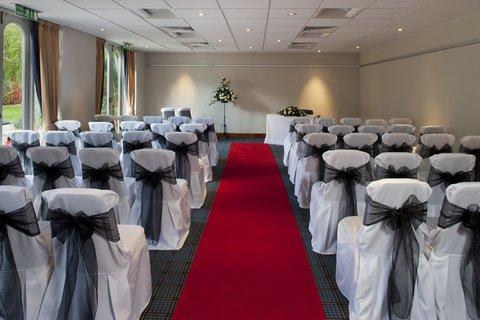 Holiday Inn GLOUCESTER - CHELTENHAM - Civil wedding ceremonies and partnerships
