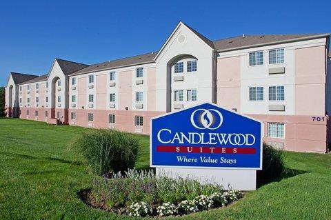 Candlewood Suites DETROIT-ANN ARBOR - Hotel Exterior