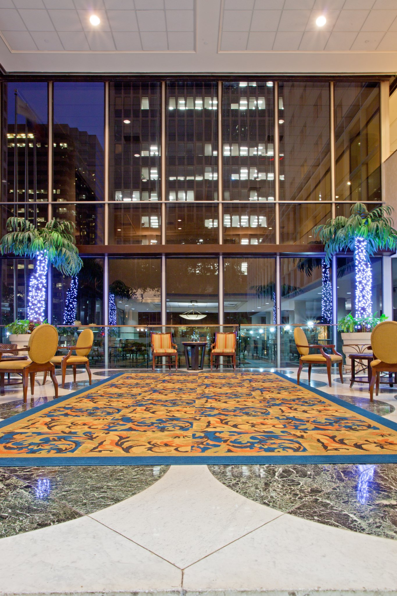 Crowne Plaza Houston-Downtown