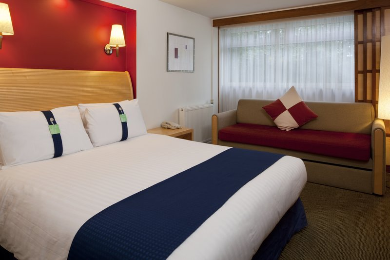 Holiday Inn DERBY-NOTTINGHAM M1, JCT.25 Szobakilátás