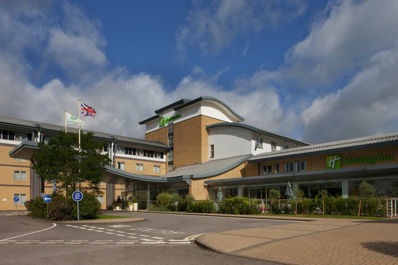 Holiday Inn OXFORD 外観