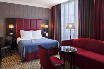 Crowne Plaza Hotel Paris Republique - Room