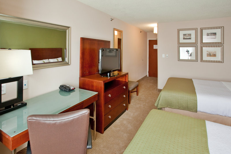 Holiday Inn Richmond South-Bells Road Vista do quarto