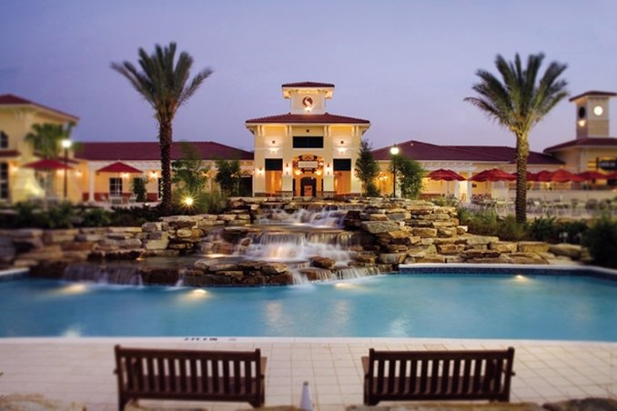 Holiday Inn Club Vacations Orange Lake, May 9, 2014 5 Nights