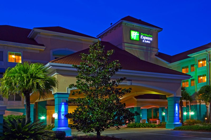 Holiday Inn Express Hotel & Suites Orlando-Lake Buena Vista East Exterior view