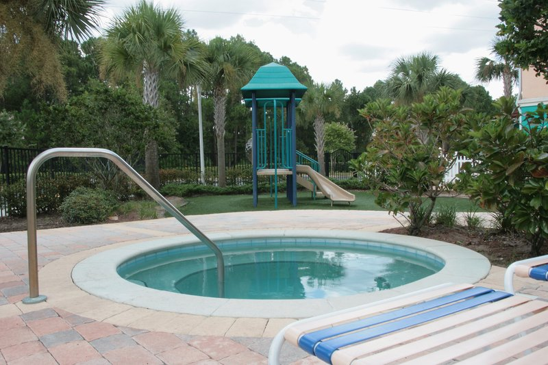 Holiday Inn Express Hotel & Suites Orlando-Lake Buena Vista East View of pool