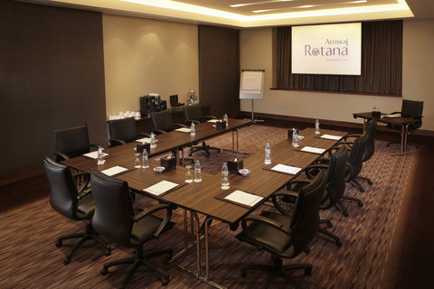 Amwaj Rotana - Almas Meeting Room