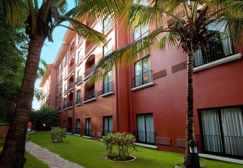 Courtyard Santo Domingo Downtown Dış görünüş