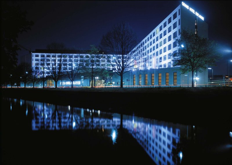 Grand Hotel Esplanade Berlin Kilátás a szabadba