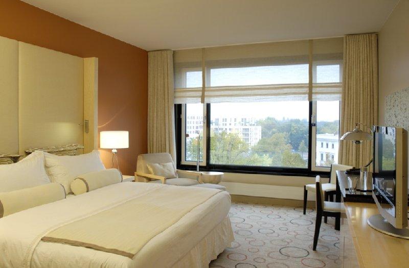 Grand Hotel Esplanade Berlin Szobakilátás