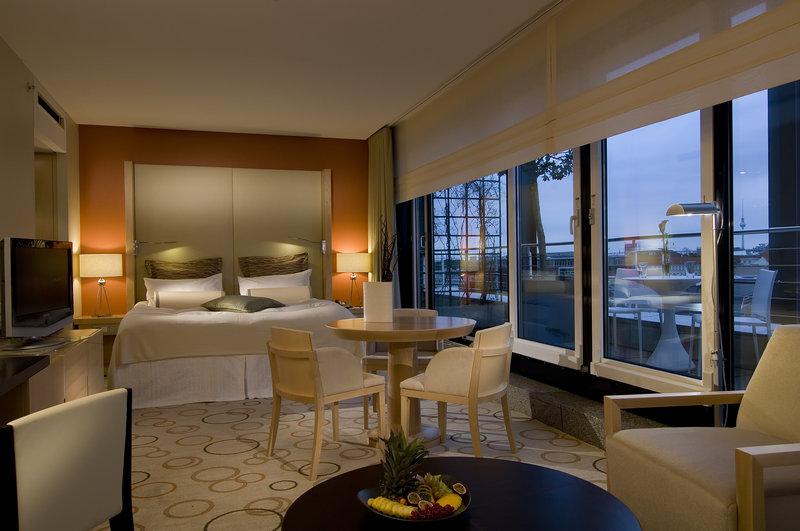 Grand Hotel Esplanade Berlin Kameraanzicht