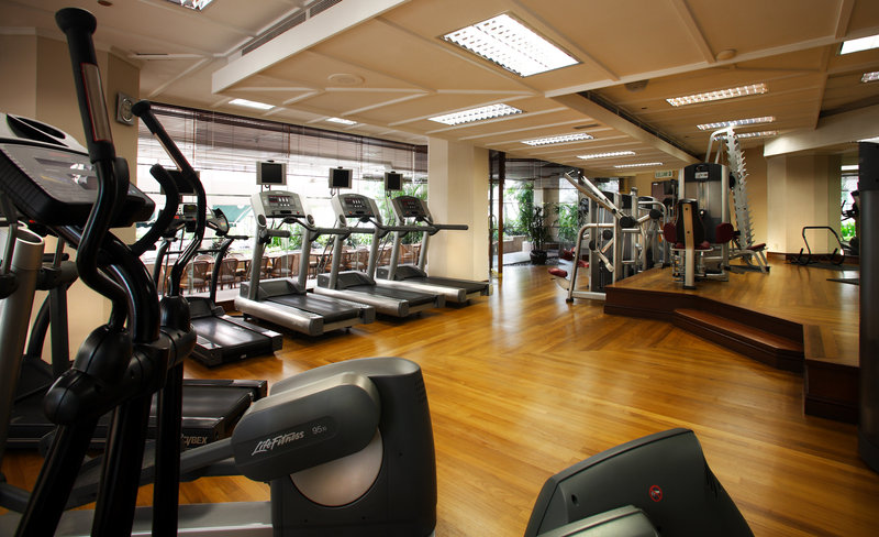 Grand Millennium Kuala Lumpur 健身俱乐部