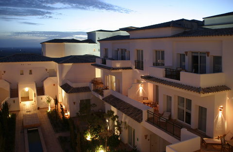 Fairplaygolf Hotel And Spa - Patio Andaluz
