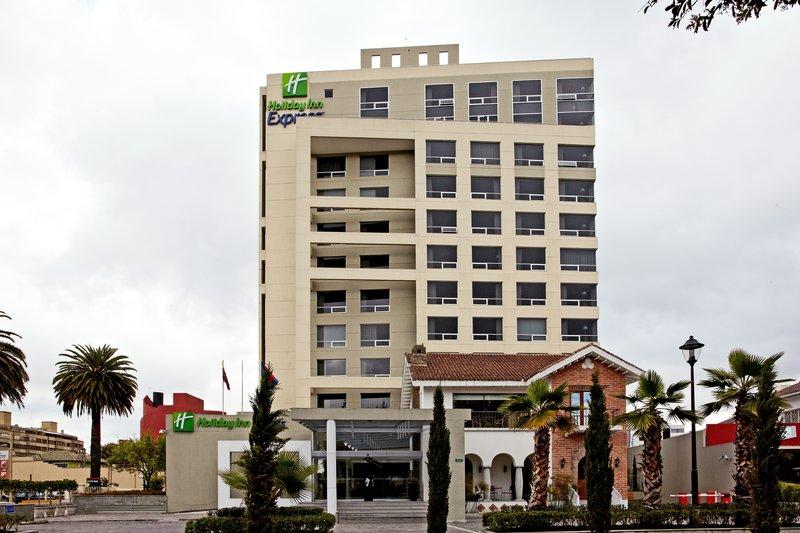 Holiday Inn Express Quito Ulkonäkymä