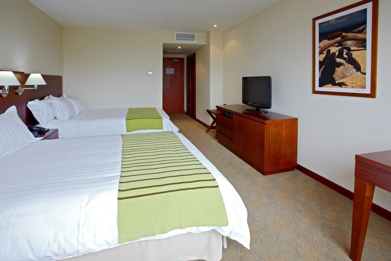 Holiday Inn Express Quito Huonenäkymä