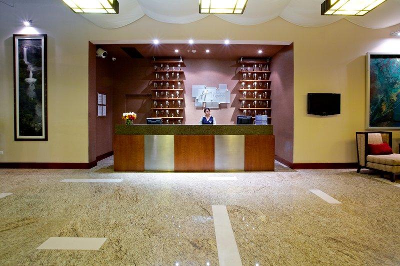 Holiday Inn Express Quito Aula