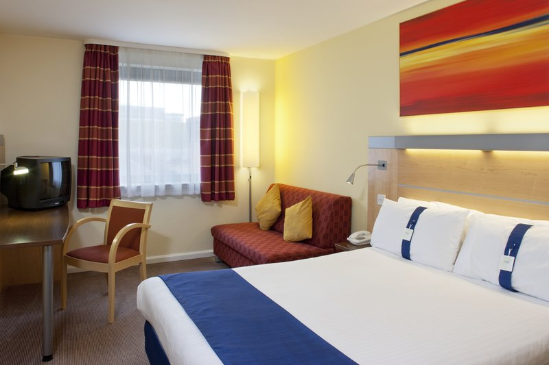 Holiday Inn Express Dunfermline Vista do quarto