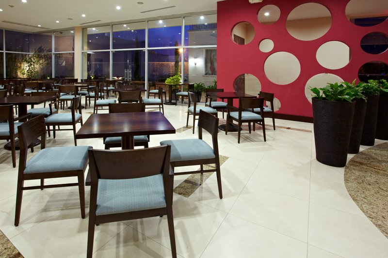 Holiday Inn Express Quito Ravintolat