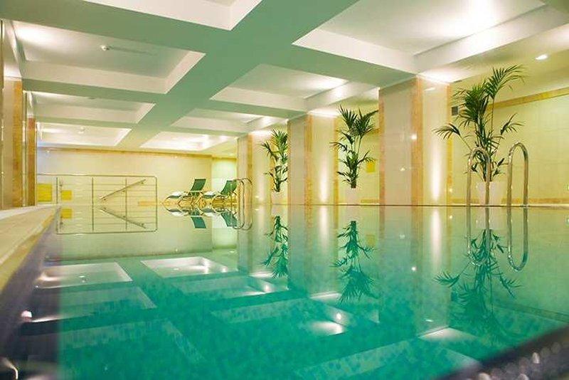 Hilton Moscow Leningradskaya 养生保健中心