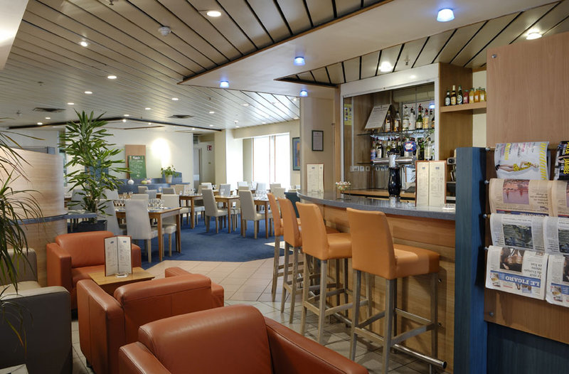 Holiday Inn Express Amiens Bar/Lounge