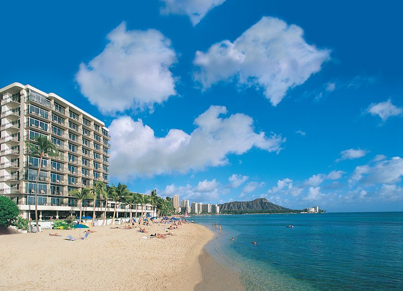 The Outrigger Reef On The Beach - Honolulu, HI