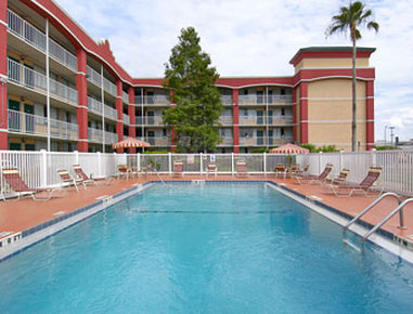 Days Inn Orlando-North Of Universal Studios Relaxační centrum