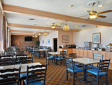 Days Inn & Suites Clovis - Breakfast Area