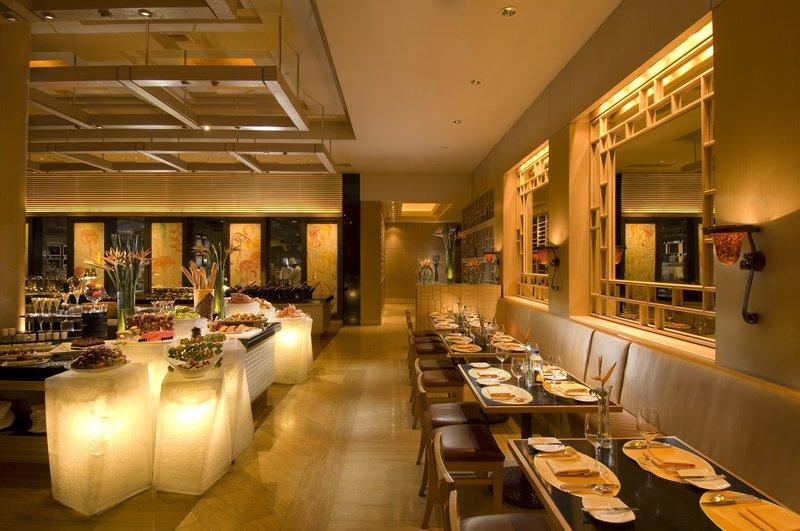Conrad Centennial Singapore Gastronomie