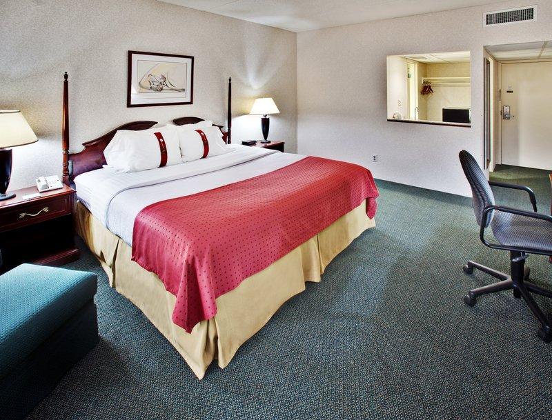 Holiday Inn Des Moines-Airport/Conference Center Вид в номере