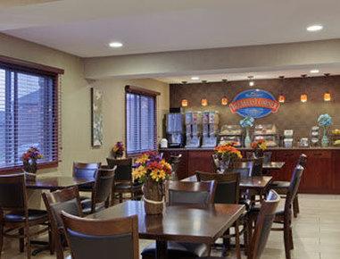 Baymont Inn & Suites Eau Claire WI - Breakfast Area