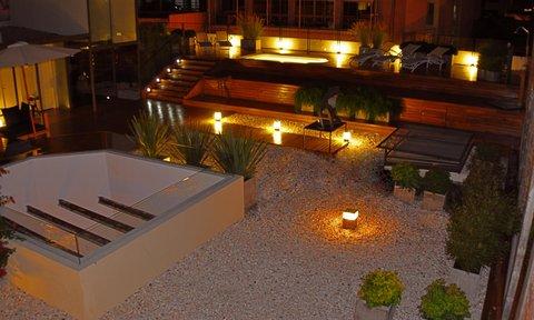 Azur Real Hotel Boutique - Terrace