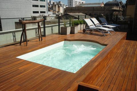 Azur Real Hotel Boutique - Splash Pool