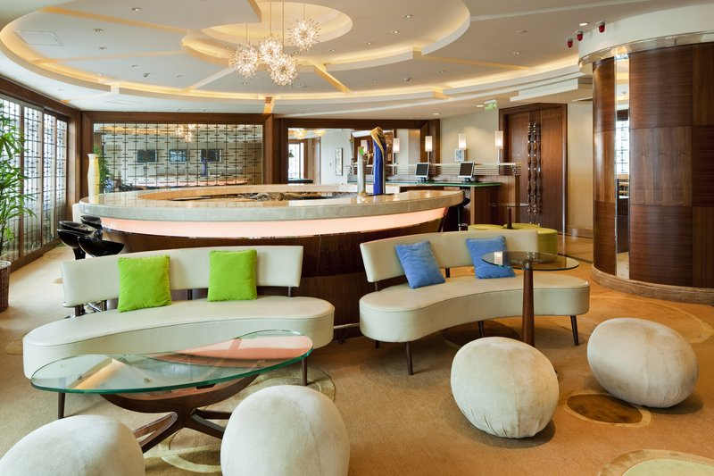 Crowne Plaza Hotel Fudan Shanghai Outros