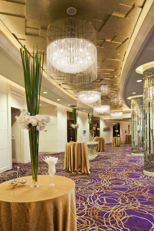 Crowne Plaza Hotel Fudan Shanghai Gastronomie