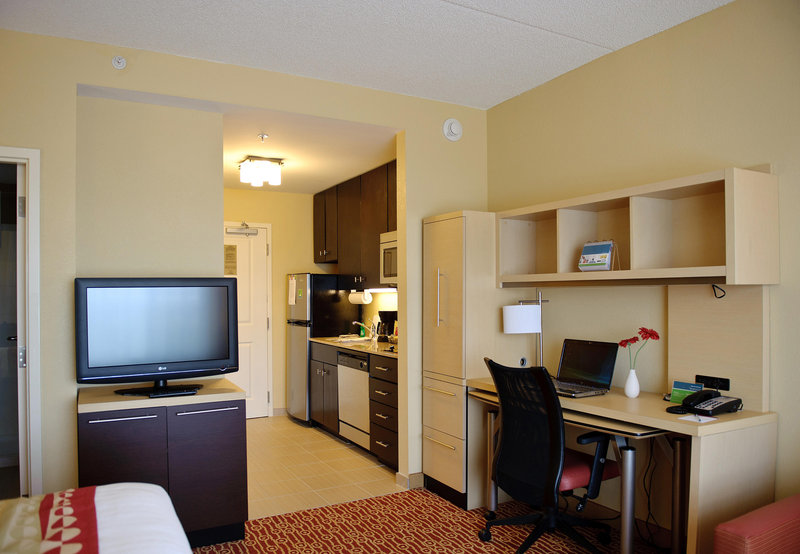 TownePlace Suites Charlotte Mooresville Zimmeransicht