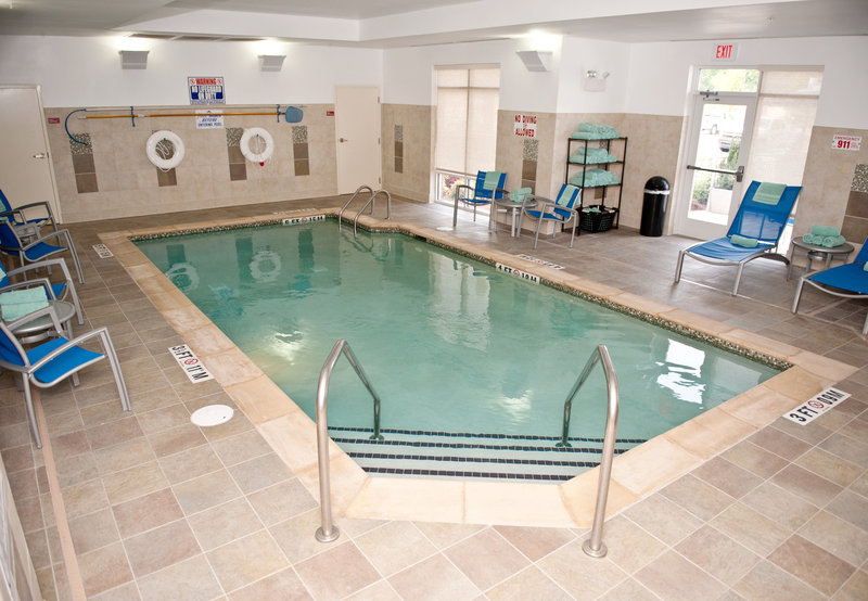 TownePlace Suites Charlotte Mooresville Fitness Club