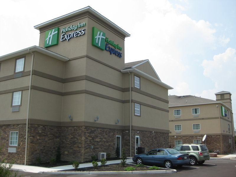 Holiday Inn Express Absecon-Atlantic City Area Вид снаружи