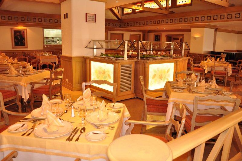 Crowne Plaza Tequendama Bogota Gastronomi