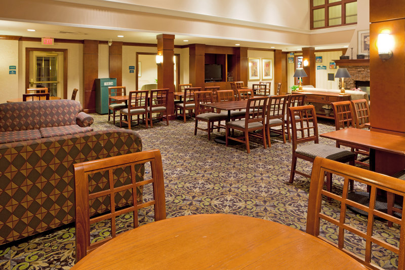 Staybridge Suites McLean-Tysons Corner Gastronomi