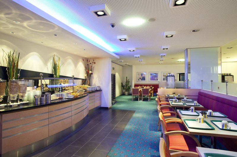 Holiday Inn Express Geneva Airport Gastronomi