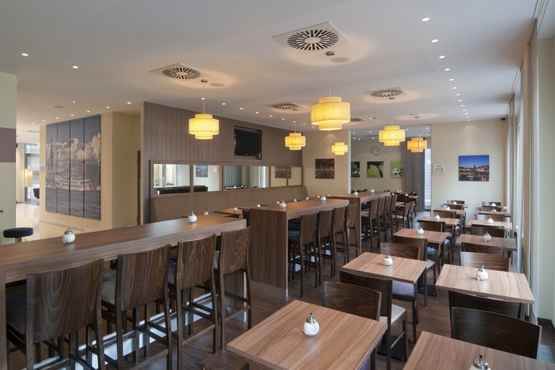 Holiday Inn Express Hamburg Sankt Pauli Messe Gastronomie
