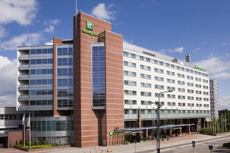 Holiday Inn Helsinki Fasad