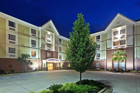 Candlewood Suites Hattiesburg Hotel - Hotel Exterior