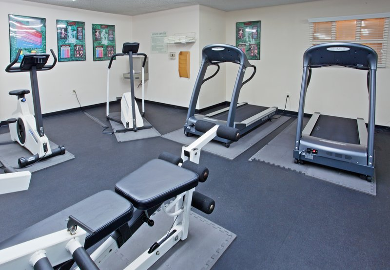 Candlewood Suites Houston by the Galleria Clube de fitness