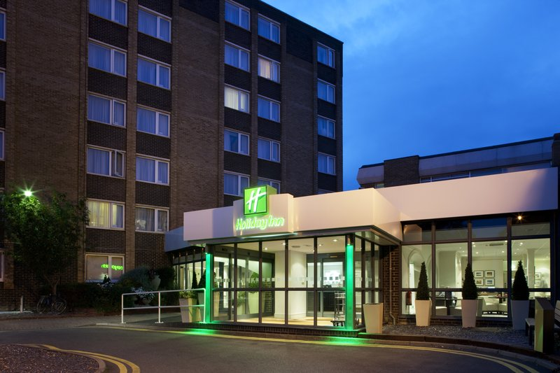 Holiday Inn Portsmouth Fasad