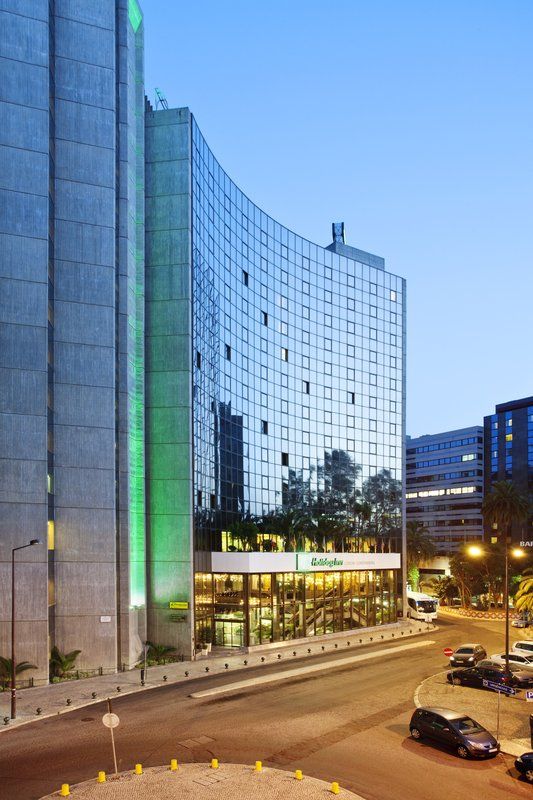 Holiday Inn Lisbon-Continental Вид снаружи