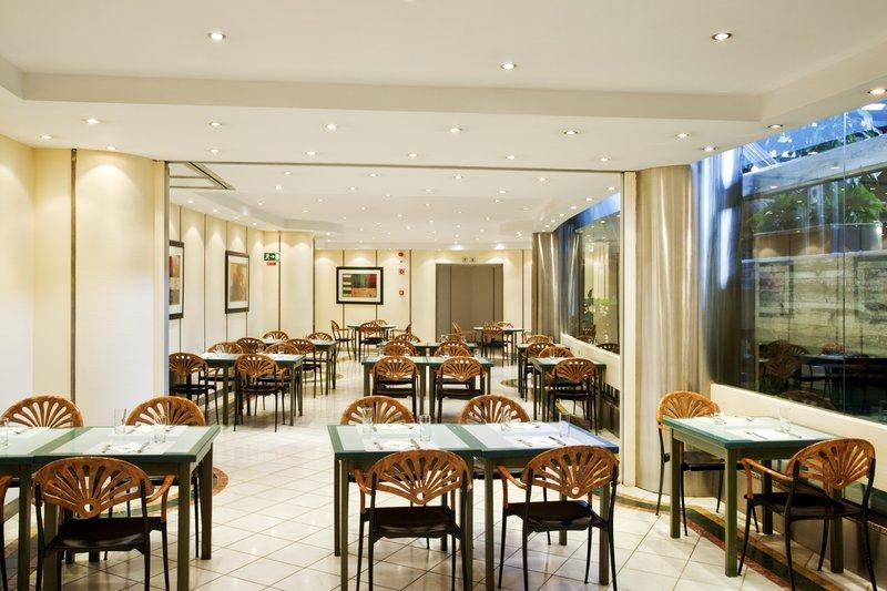Holiday Inn Lisbon-Continental Ресторанно-буфетное обслуживание