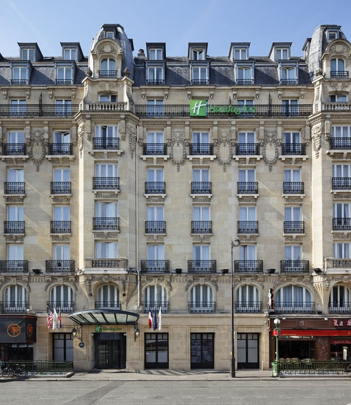 Holiday Inn Paris-Gare de L'est 外観